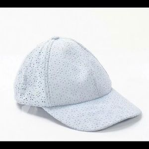 David & Young Light Blue Adjustable Baseball Cap